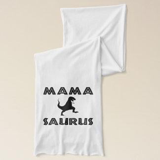 Mamasaurusの恐竜のお母さん スカーフ
