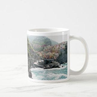 Manarola、イタリア コーヒーマグカップ