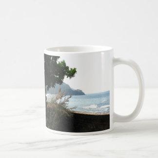 Manarola、dell'Amoreによるからのイタリアの眺め コーヒーマグカップ