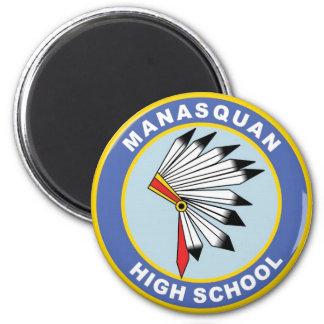 Manasquanの高等学校の磁石 マグネット