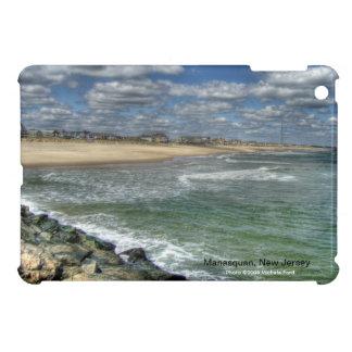 ManasquanニュージャージーNJのビーチのiPad Miniケース iPad Mini カバー