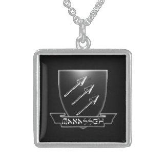 Manassehの純銀製のネックレスの種族 スターリングシルバーネックレス