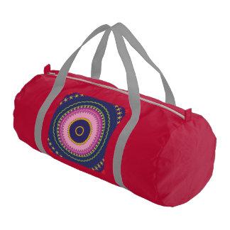 Mandalaicのタイル ジムバッグ