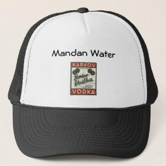 Mandan水 キャップ