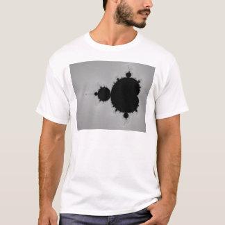 Mandelbrotの一定のフラクタルの形 Tシャツ