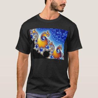 Mandelbrotの一定の二次元のフラクタルの形 Tシャツ