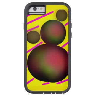 Mandelbrot Appleの虫の堅いXtremeのiPhone 6/6の場合 Tough Xtreme iPhone 6 ケース