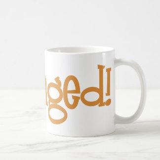 Mandi婚約したOrng コーヒーマグカップ
