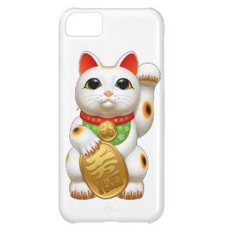 maneki-nekoの幸運な猫 iPhone5Cケース