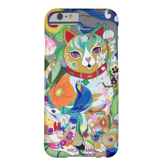 MANEKINECO GINKO 招き猫 銀子 BARELY THERE iPhone 6 ケース