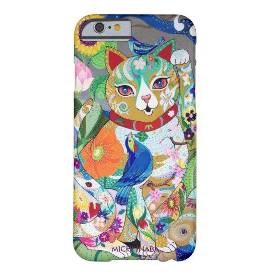 MANEKINECO GINKO 招き猫 銀子 iPhone 6 ベアリーゼアケース