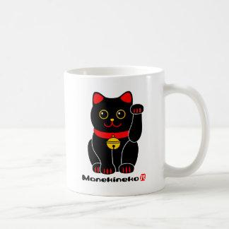 Manekineko幸運な猫 コーヒーマグカップ