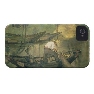 Manet |漁師、c.1861 Case-Mate iPhone 4 ケース