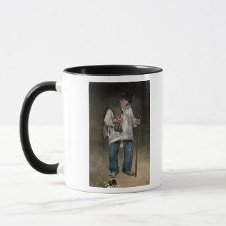 Manet | Ragman 1869年 マグカップ