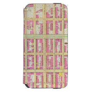 Manhatten、ニューヨーク3 Incipio Watson™ iPhone 6 財布ケース