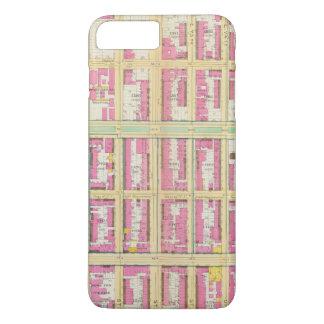 Manhatten、ニューヨーク3 iPhone 8 Plus/7 Plusケース
