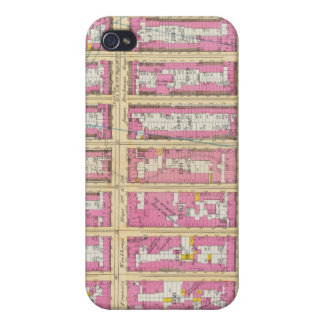 Manhen、ニューヨーク12 iPhone 4/4Sケース