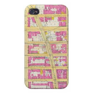 Manhen、ニューヨーク18 iPhone 4/4Sケース