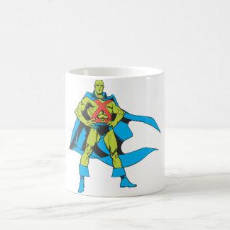 Manhunterの火星の姿勢 コーヒーマグカップ