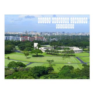 Manila American Cemetery ポストカード