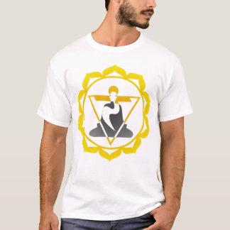 Manipuraのチャクラ Tシャツ