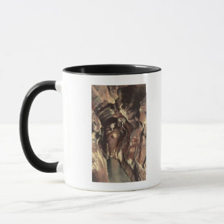 Manitouの春、コロラド州-威厳のあるなホール マグカップ