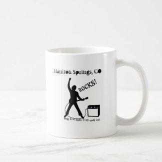 Manitouの春、CO コーヒーマグカップ