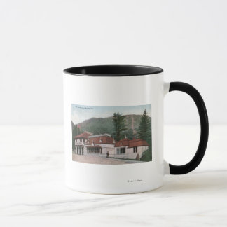Manitouの春、CO マグカップ