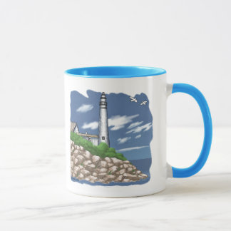 Manitouの灯台 マグカップ