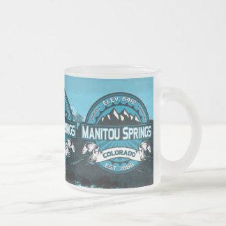 Manitouは氷マグのはねます フロストグラスマグカップ