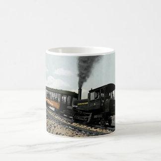 Manitouは穂先まで、コロラド州のラック式鉄道はねます コーヒーマグカップ