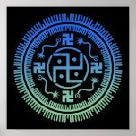 Manji gofu 01 プリント