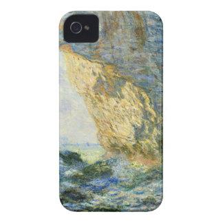Manneporteの石のアーチ- Étretat (ノルマンディー) - Monet Case-Mate iPhone 4 ケース