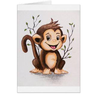 Manny猿 カード
