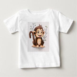 Manny猿 ベビーTシャツ