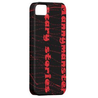 mannymansterの恐い物語のカスタムな電話箱 iPhone SE/5/5s ケース