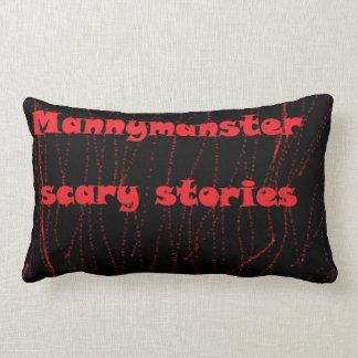 mannymansterの恐い物語の枕 ランバークッション