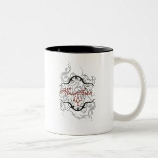 Manoアントンのマグ ツートーンマグカップ