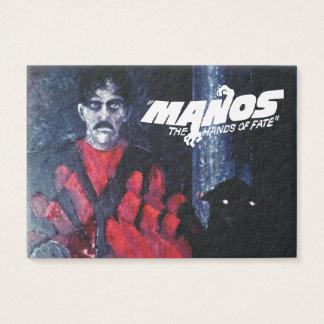 Manosの祈りの言葉 名刺