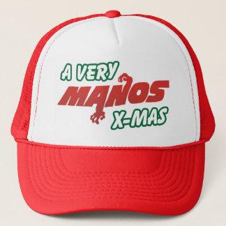 Manos非常にX-Mas! キャップ