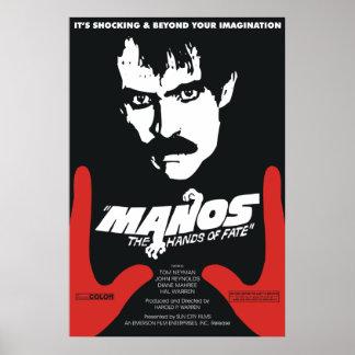 Manos: 運命の手 ポスター