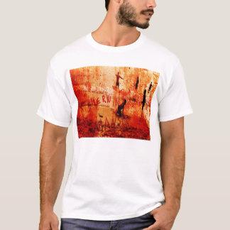 mansonのためのskimmin tシャツ