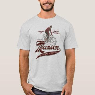 Manson Bicyle T Tシャツ