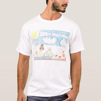 Manson、K Tシャツ