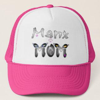 Manxお母さんのギフト キャップ