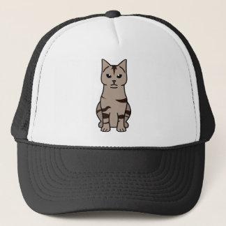 Manx猫の漫画 キャップ