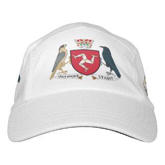 Manx紋章付き外衣 ヘッドスウェットハット