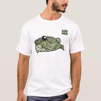 Manystripedのフグ Tシャツ