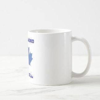 Maplewoodのフットボール コーヒーマグカップ