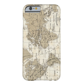 Mappemonde Barely There iPhone 6 ケース